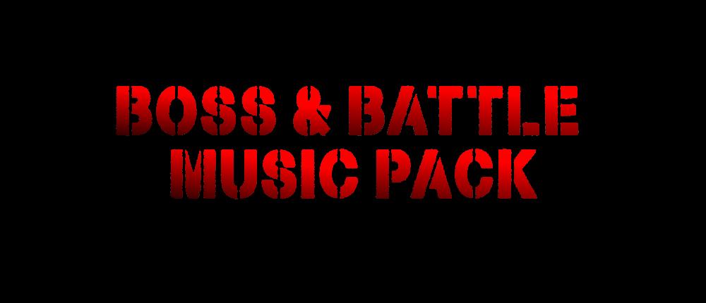 Boss & Battle Music Pack