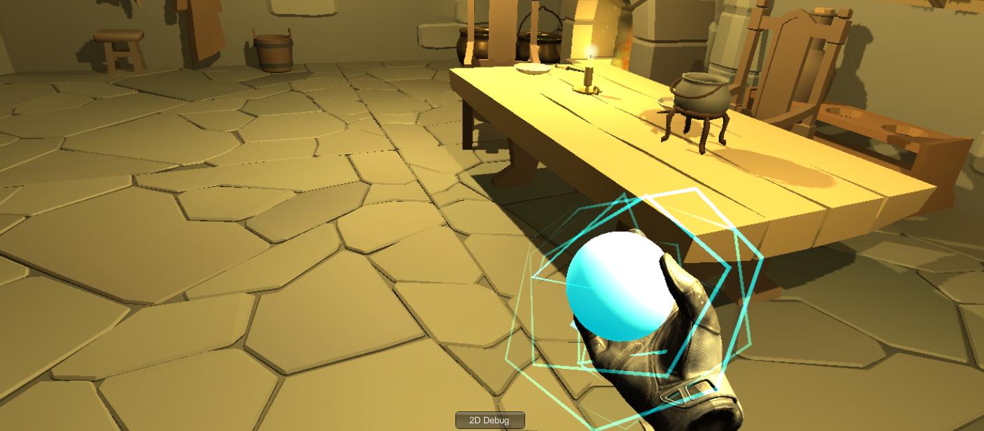 Screenshot from Orb & Sorcery