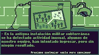 Game in Spanish (Secondary Language)