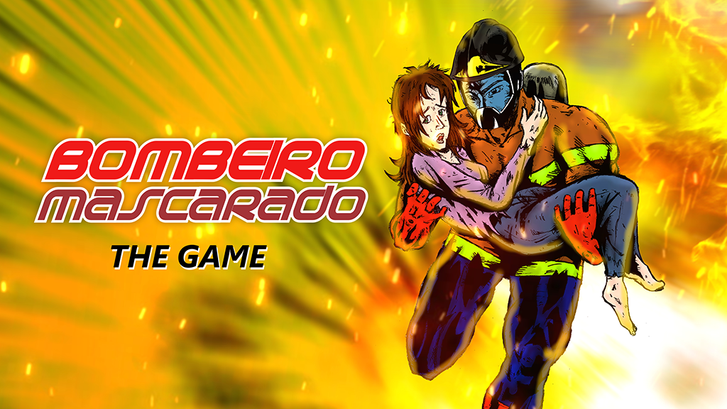Bombeiro Mascarado - The Game