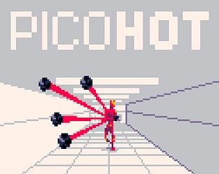 PICOHOT [Free] [Shooter] [Windows] [macOS] [Linux]