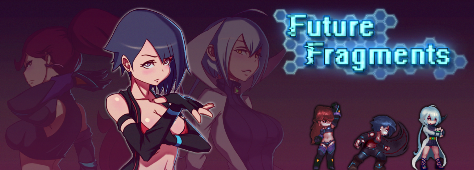 Future Fragments Demo | 18+ Adult NSFW Hentai Platformer w/ Story & Voiceovers!