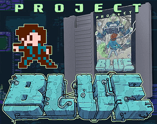 Project Blue [$10.00] [Platformer] [Windows] [macOS] [Linux] [Android]