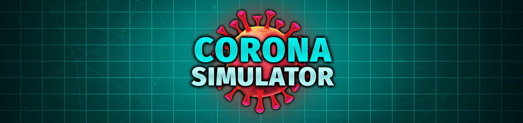 Corona Simulator