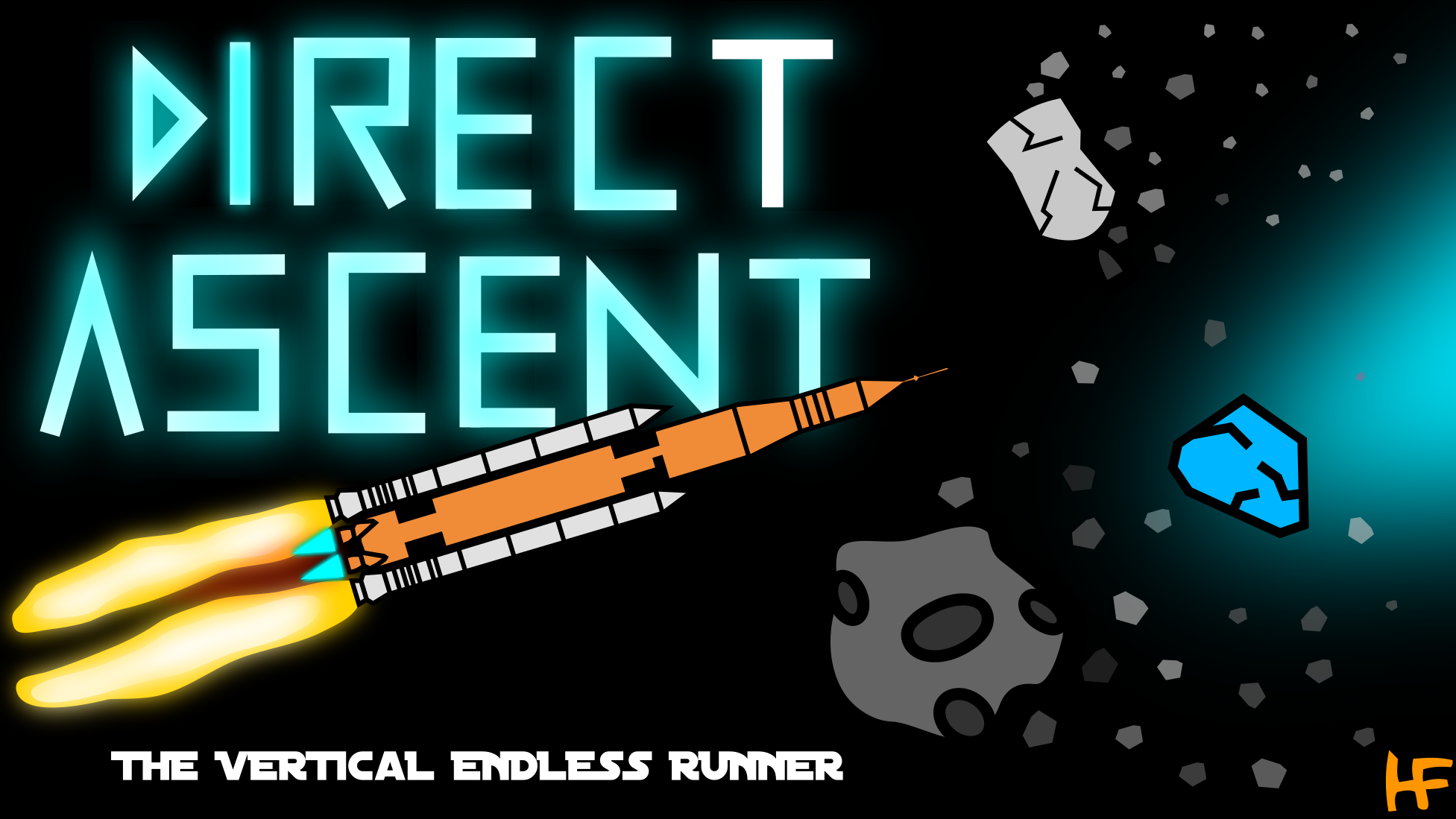 Direct Ascent - The Vertical Endless Runner