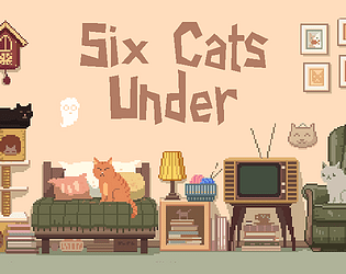 Six Cats Under [Free] [Puzzle] [Windows] [macOS] [Linux]