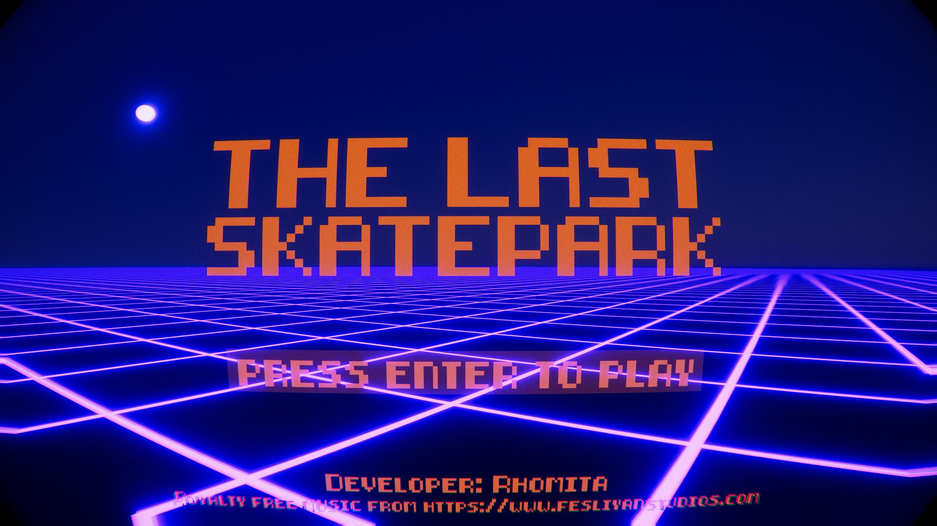 The Last Skatepark