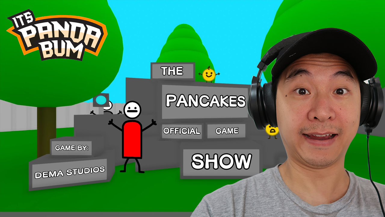 This is the best game EVER (RAGE QUITE EDITION) - The Pancakes Official Game Show Playthrough Ending