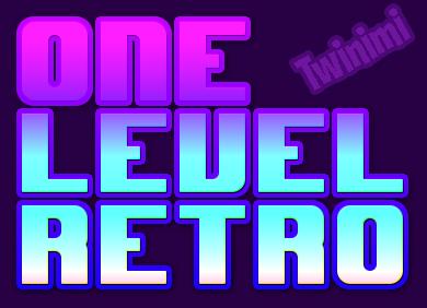 One Level Retro
