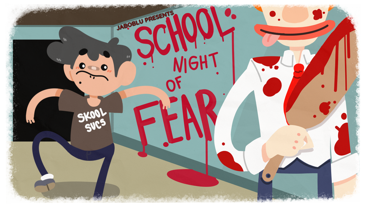 School Night Of Fear