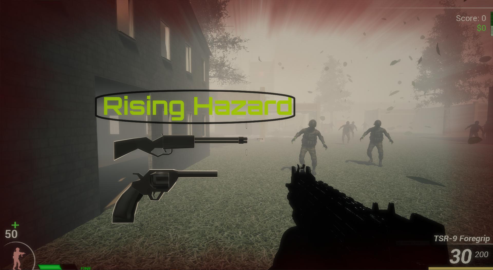 Rising Hazard