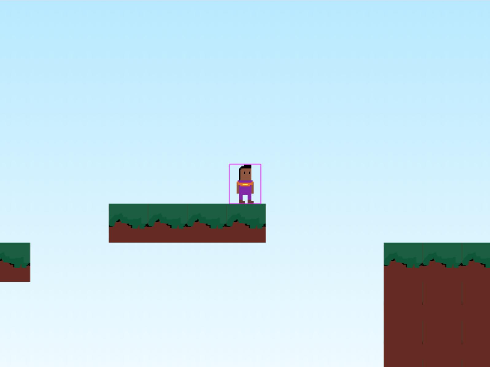 Escape Boy first level