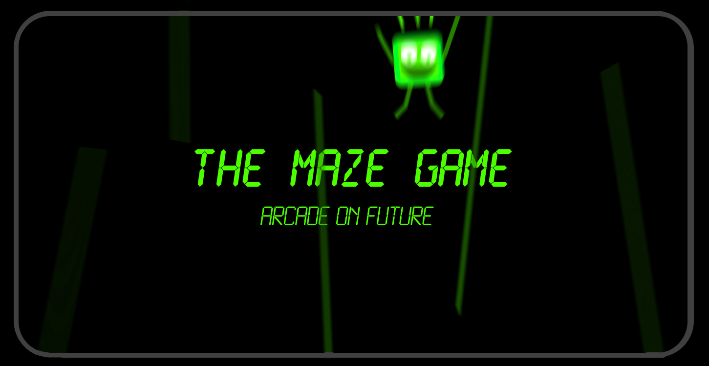 THE MAZE GAME: ARCADE ON FUTURE