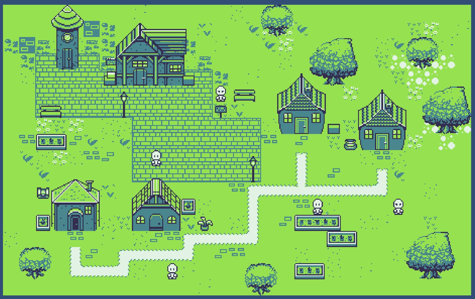 Sample Town