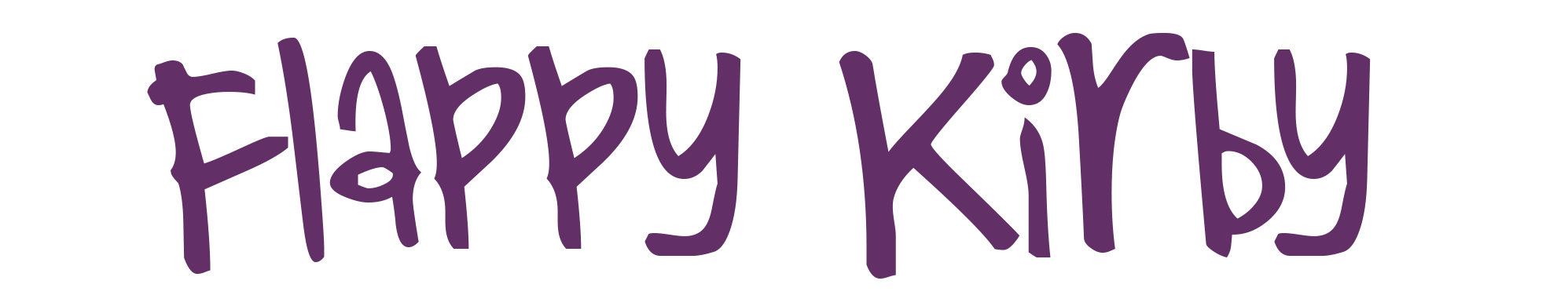 Flappy Kirby
