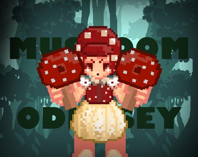 Mushroom Oddyssey
