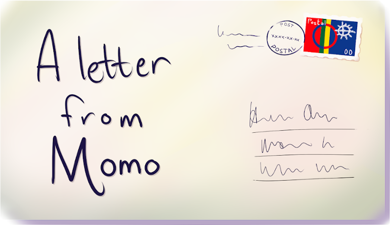 A Letter From Momo