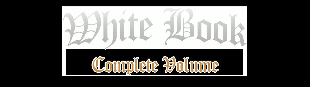 White Book Complete Volume