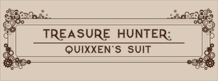 Treasure Hunter: Quixxen's Suit