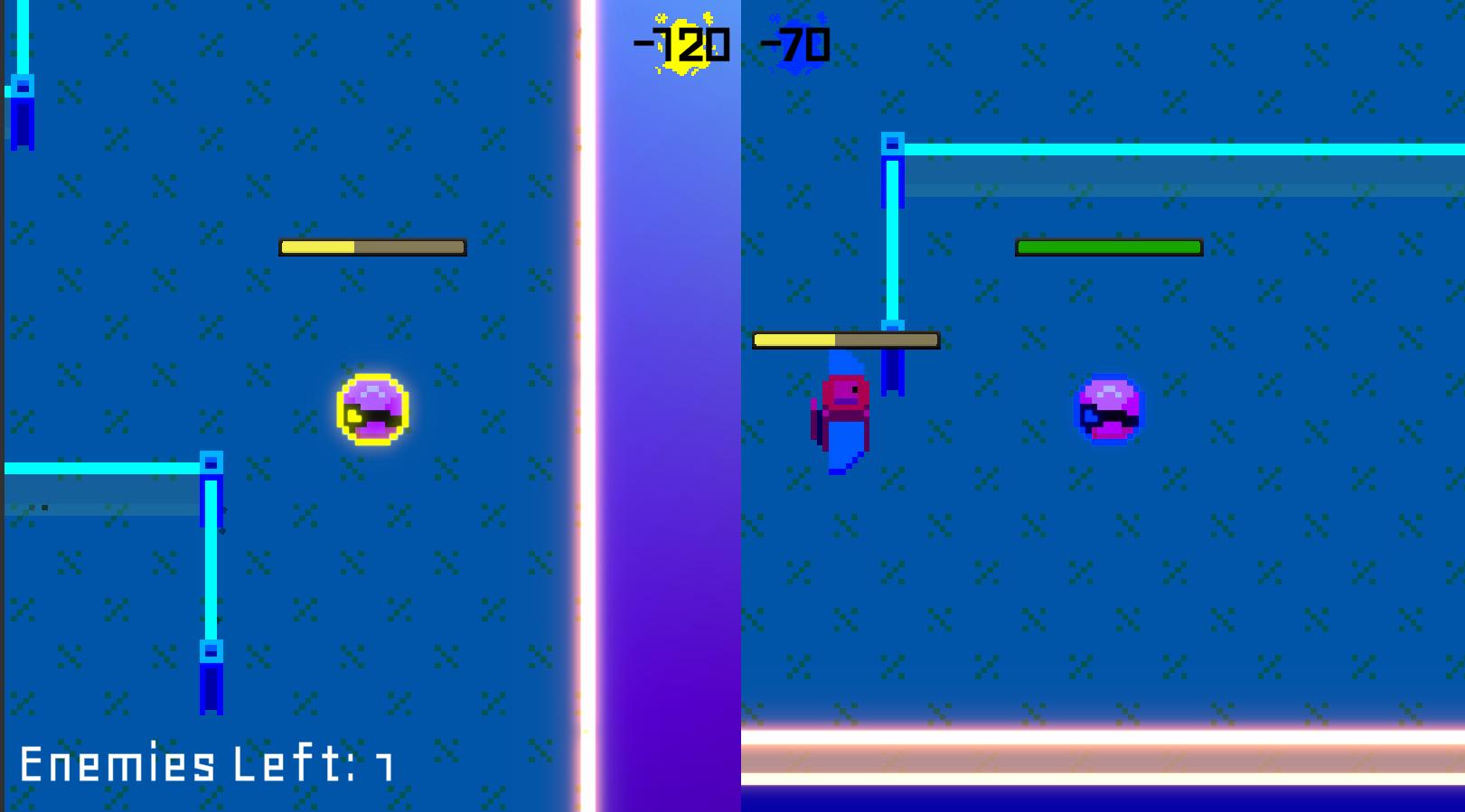 Screenshot of spli-screen