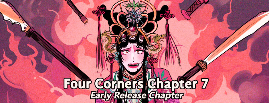 Four Corners Chapter 7