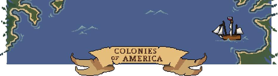 Colonies of America asset pack
