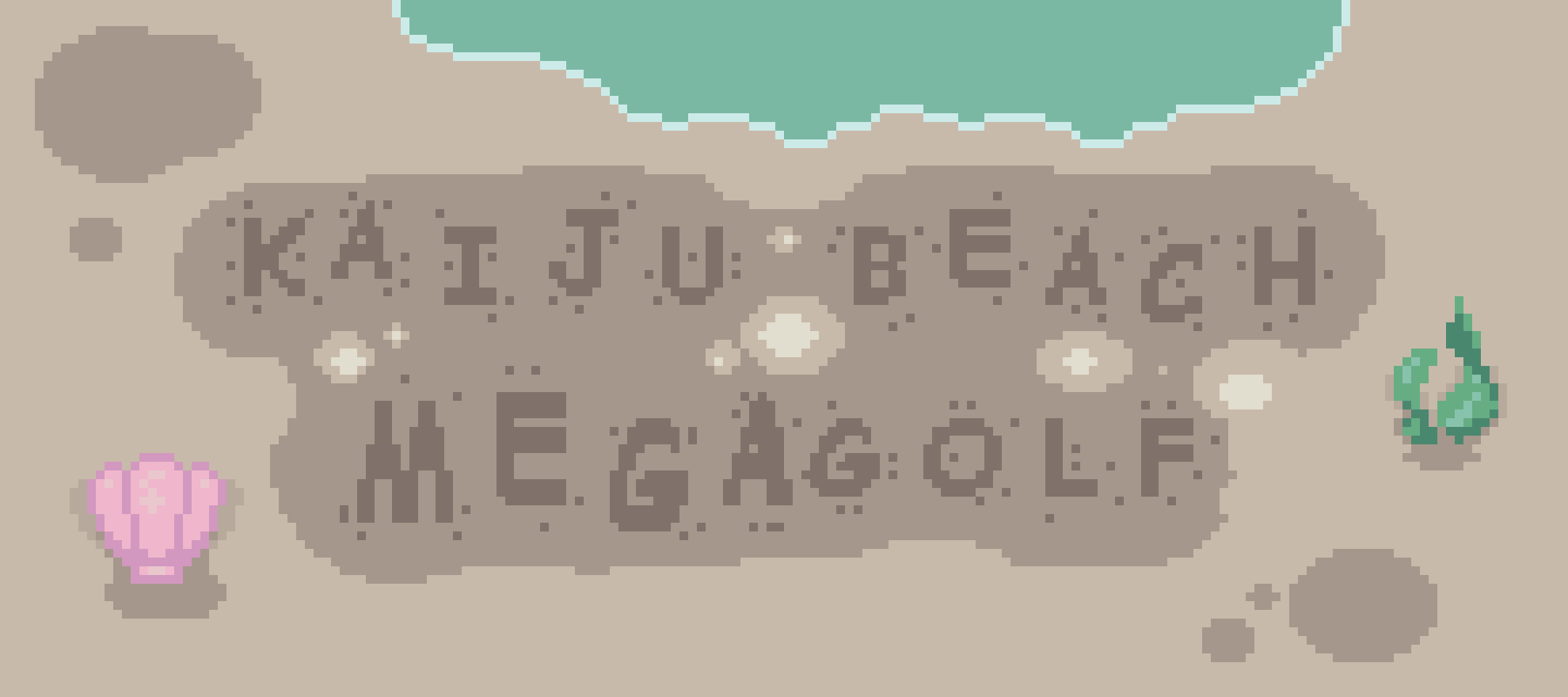 Kaiju Beach Megagolf