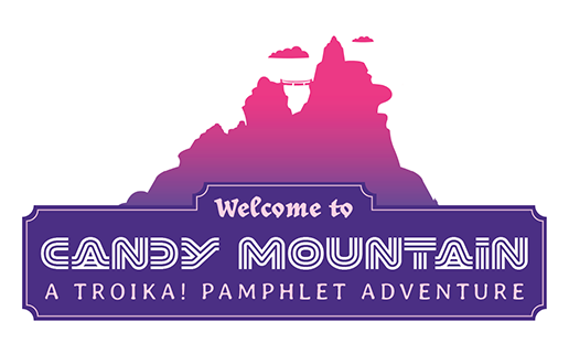 Welcome to Candy Mountain