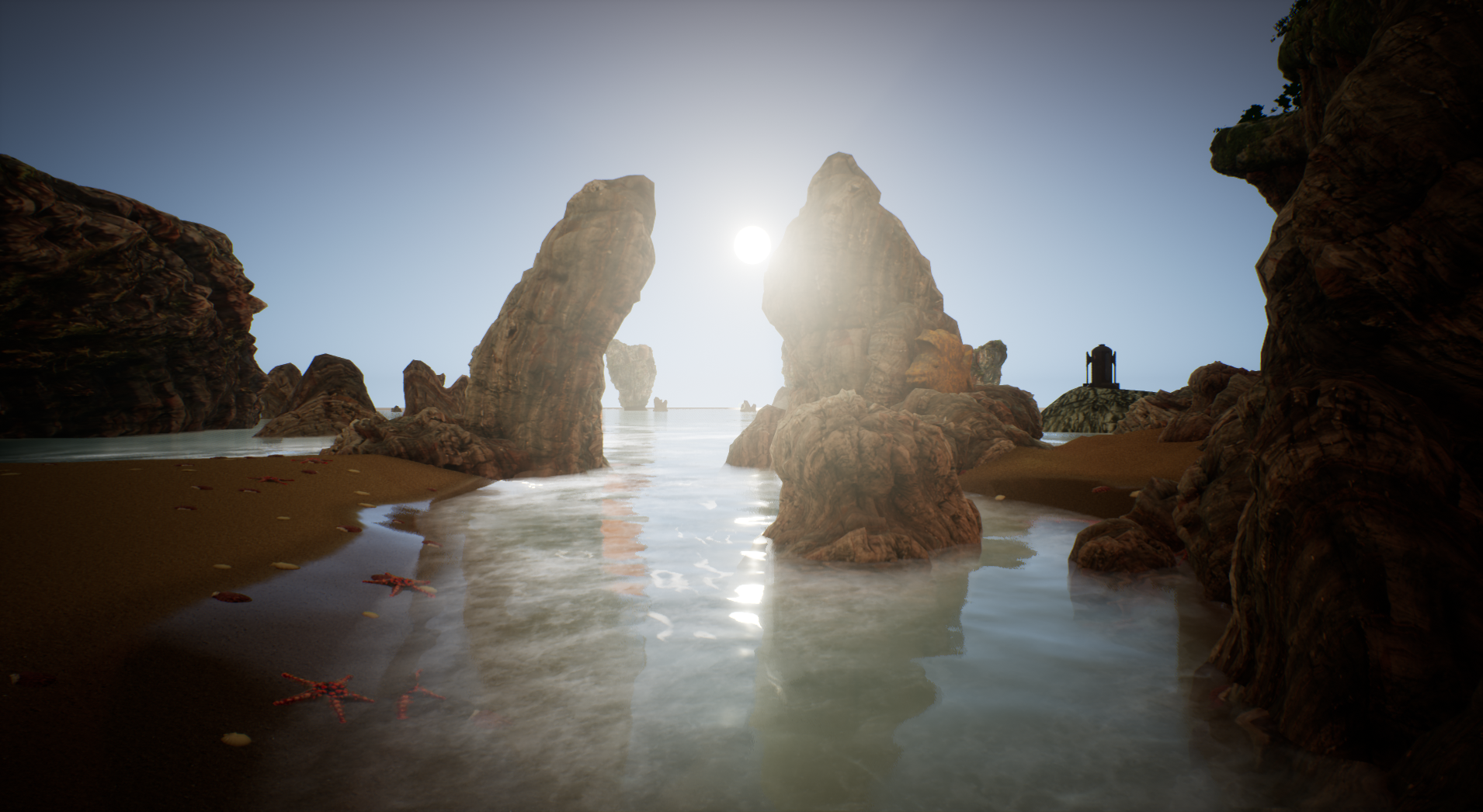 Screenshot from Myha: Return to the Lost Island (Unreal Engine 4 with Denis Martin)