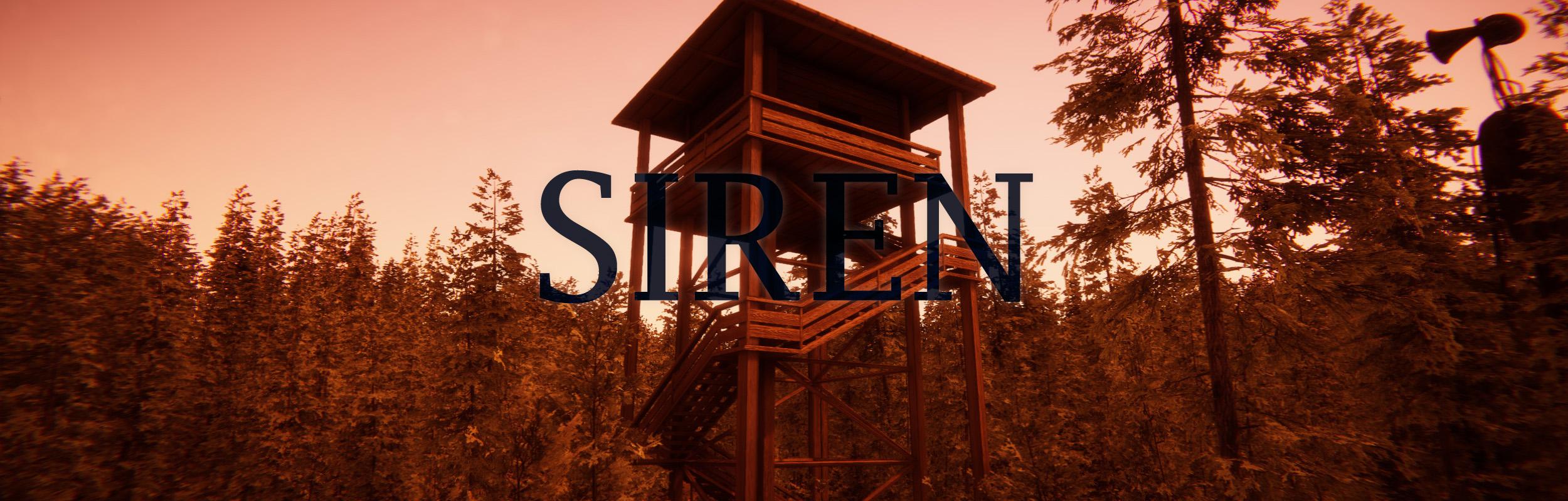 SIREN - A Siren Head experience
