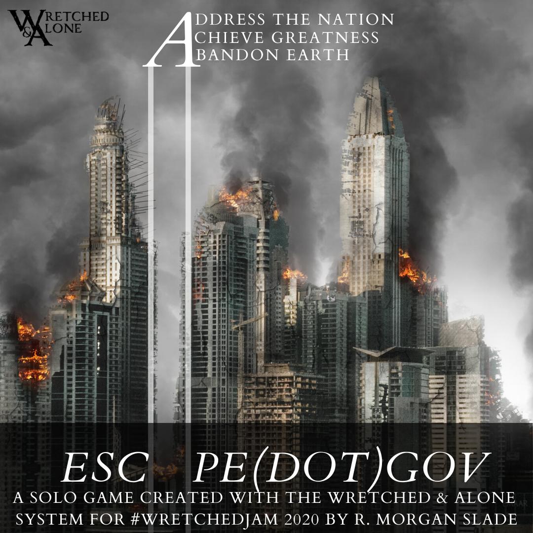 Escape(Dot)Gov