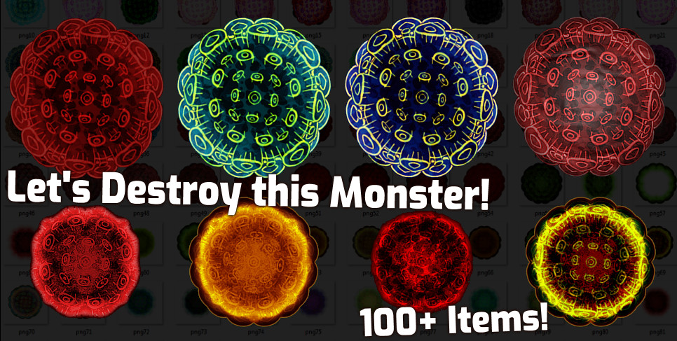 100+ Virus Items. Yes... for FREE!