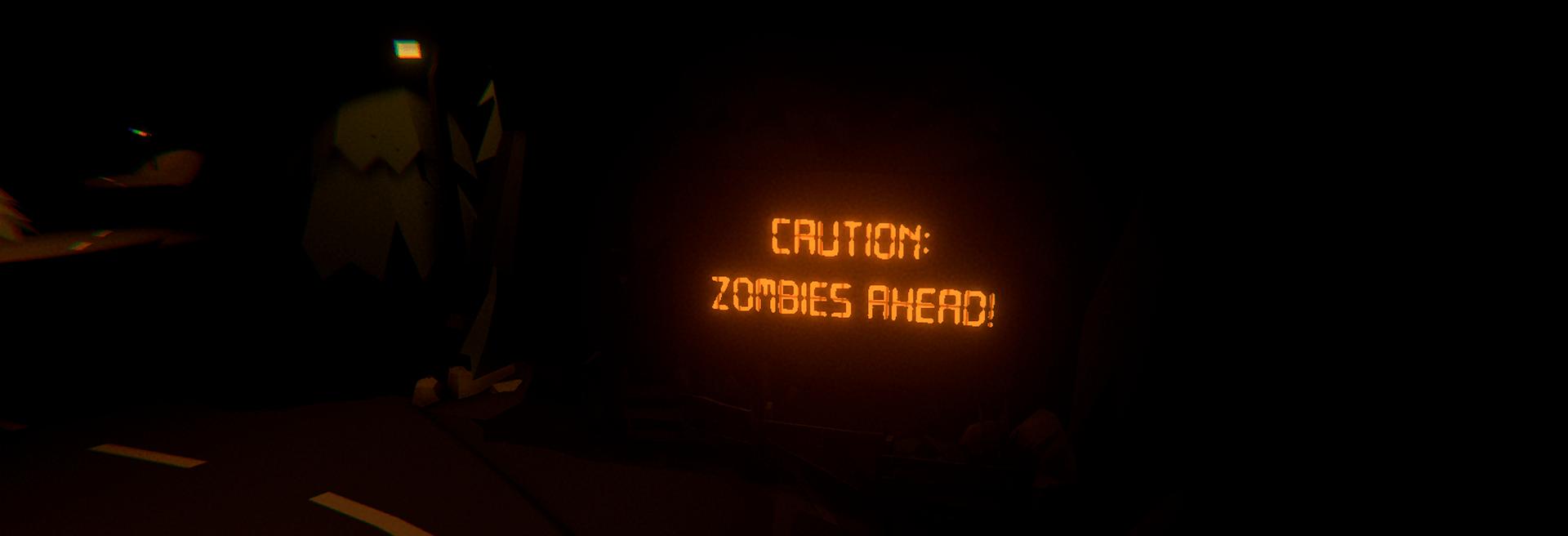Caution: Zombies Ahead (PROTOTYPE)