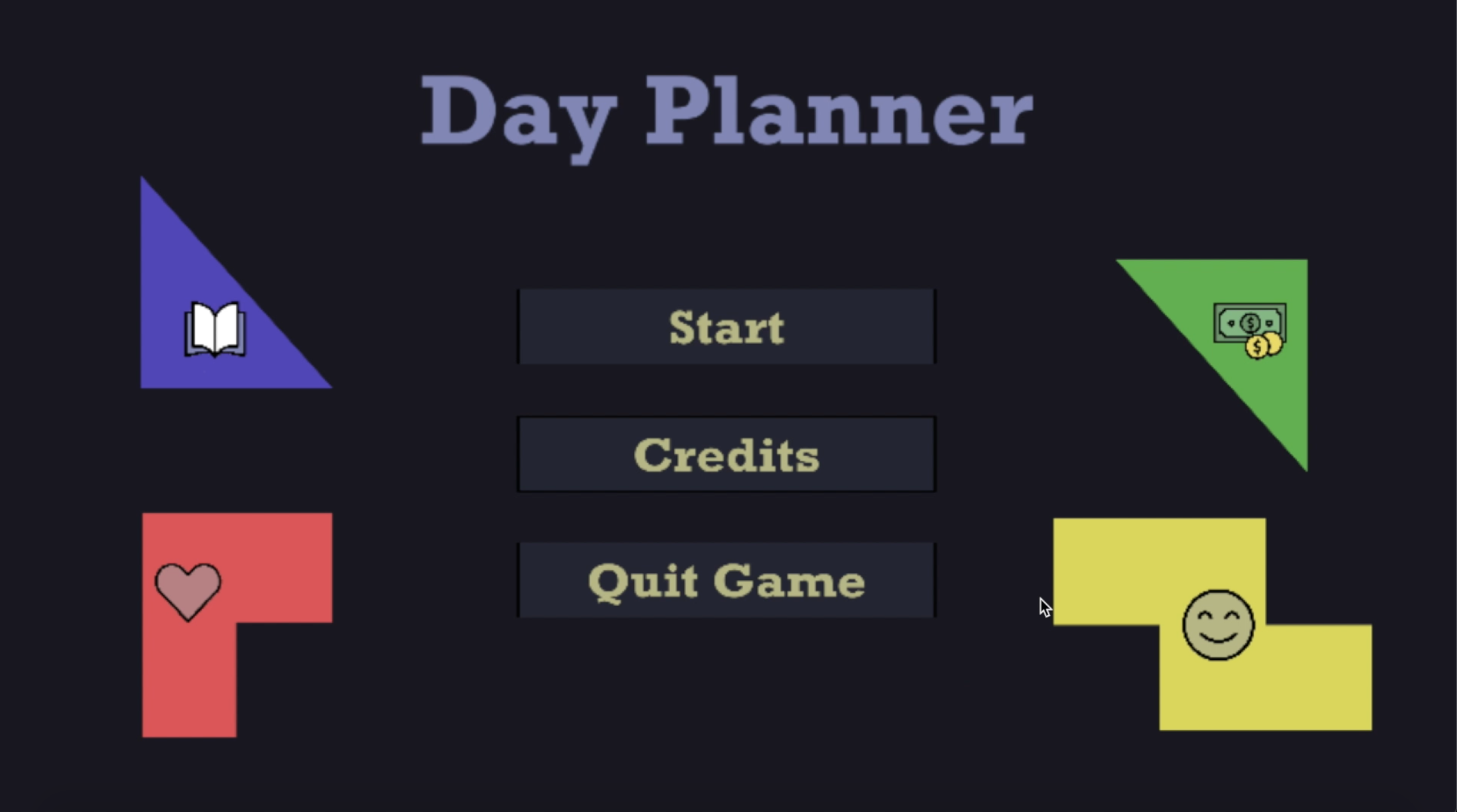 Day Planner Prototype