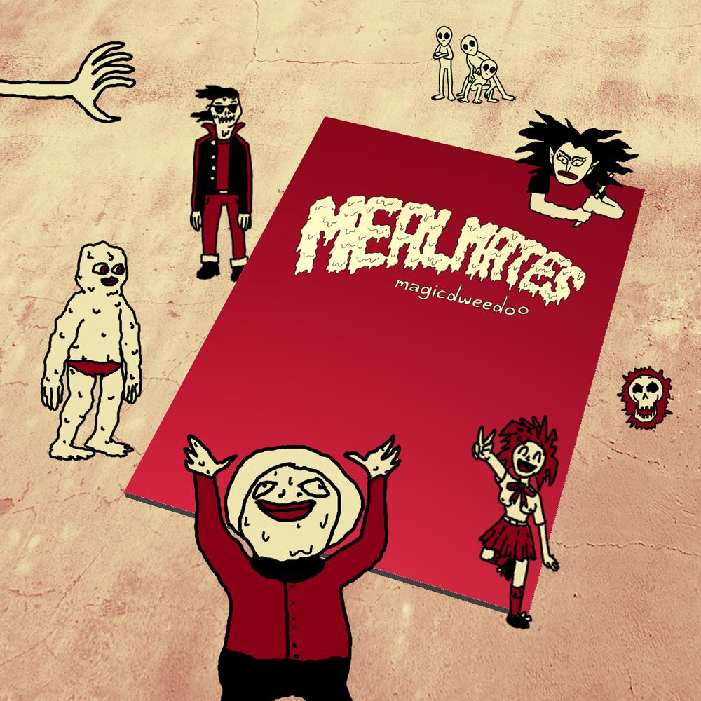 Mealmates Official Manga