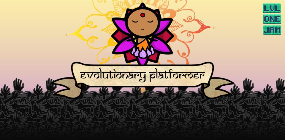 Evolutionary Platformer