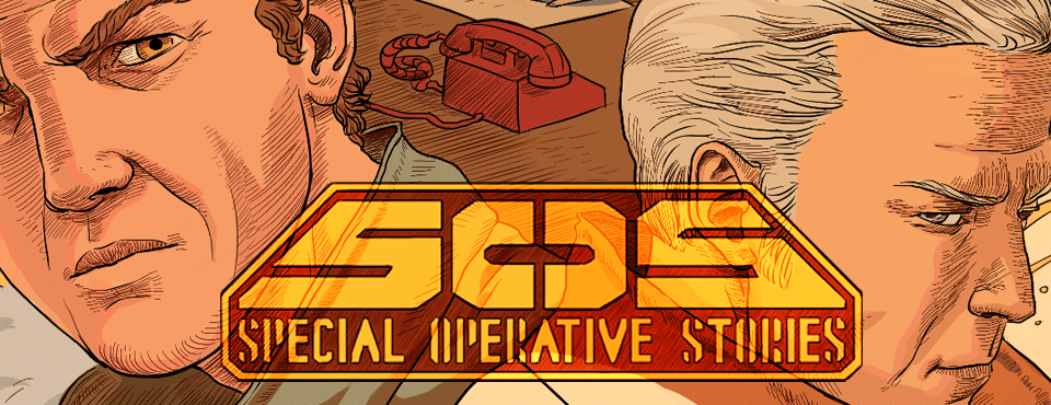 SOS: SPECIAL OPERATIVE STORIES