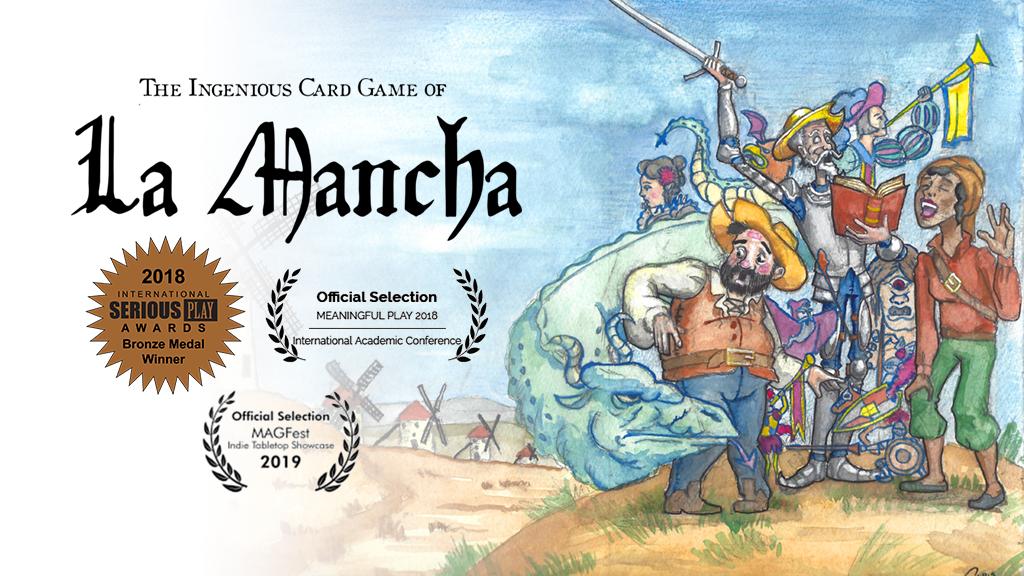 La Mancha - print and play edition