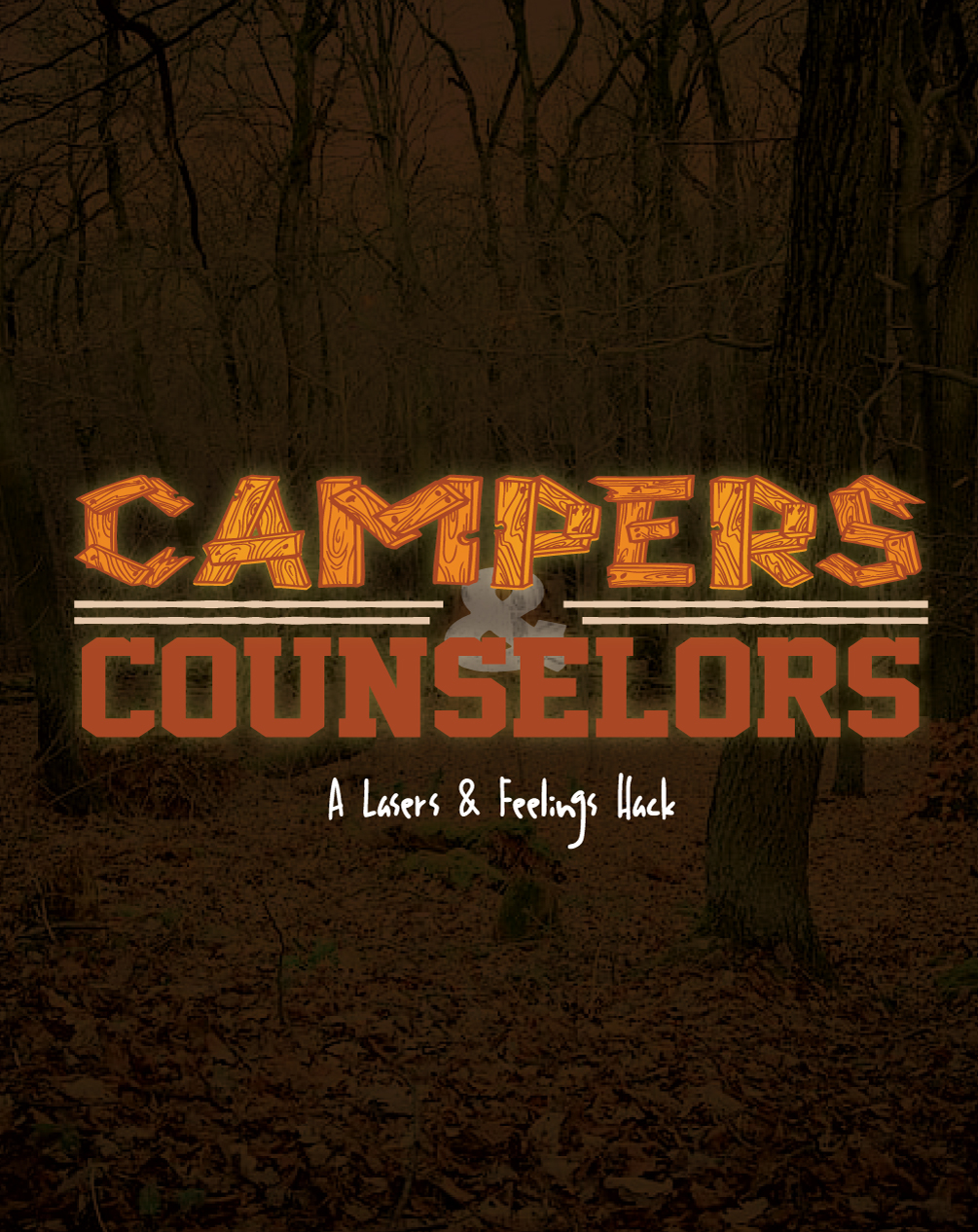 The Rpg Pipeline Campers Counselors A Lasers Feelings Hack 1 00