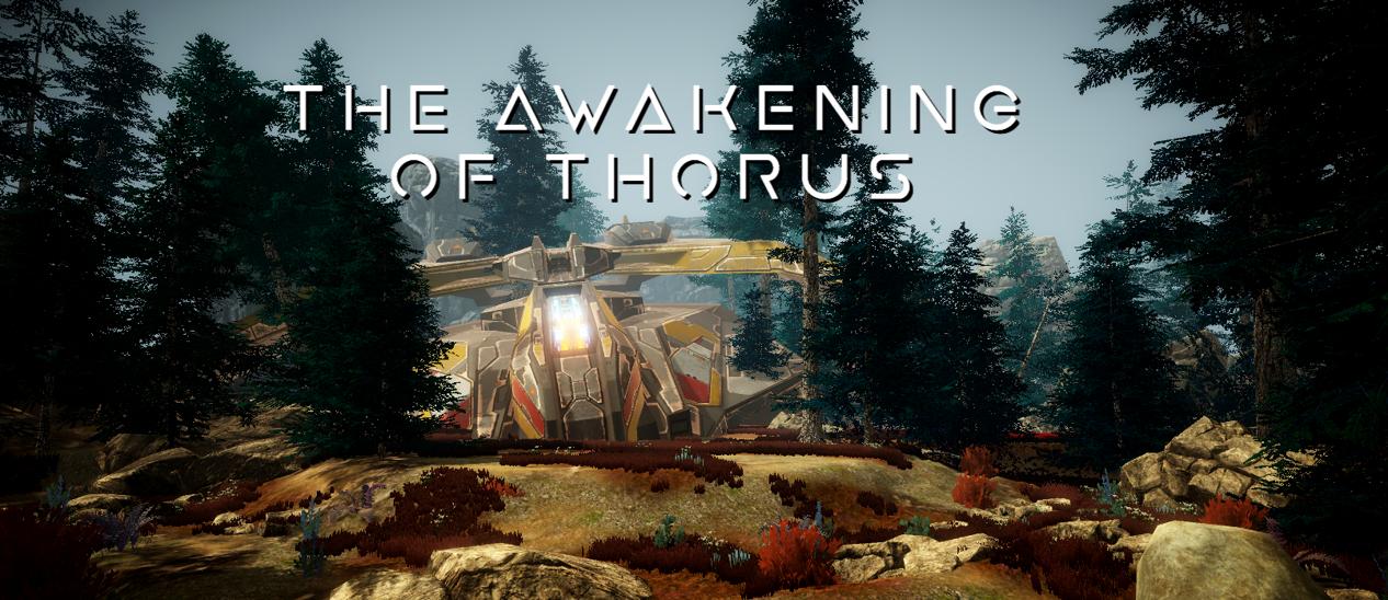 The Awakening Of Thorus