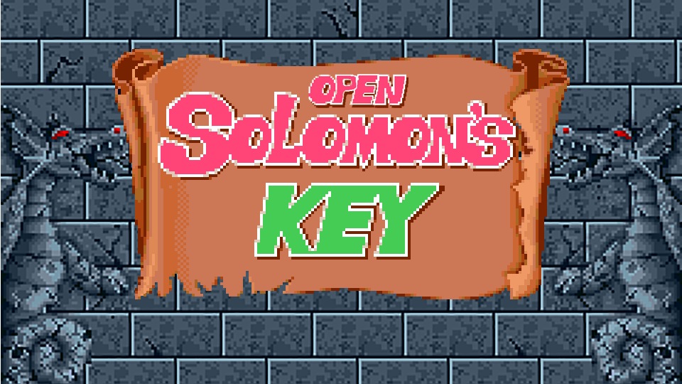 Open Solomon's Key