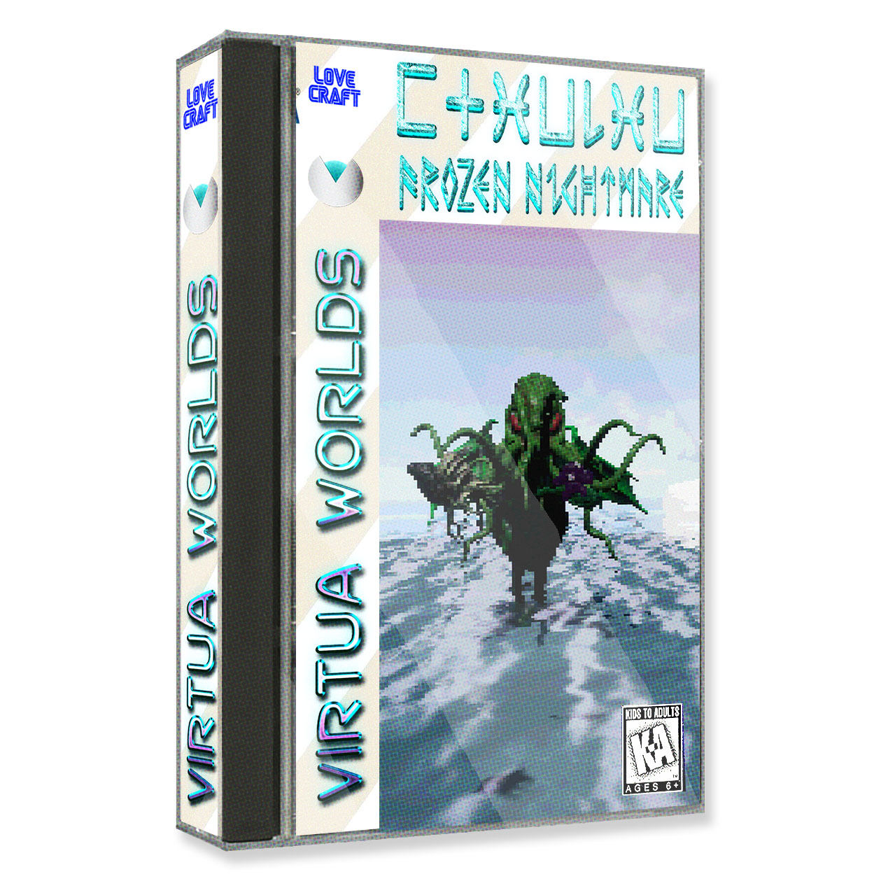 CTHULHU: Frozen Nightmare by VIRTUA WORLDS
