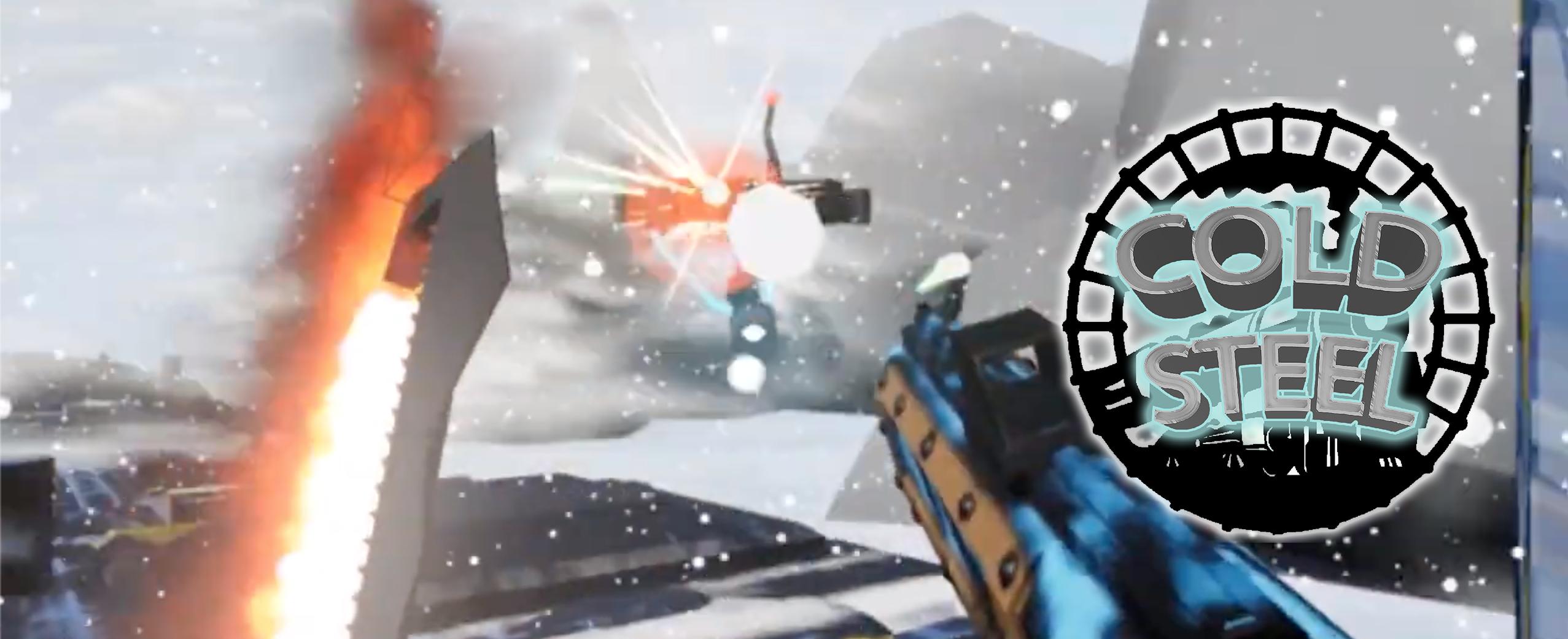 Cold Steel VR