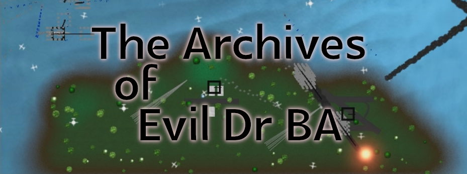 The Archives of Evil Dr BA
