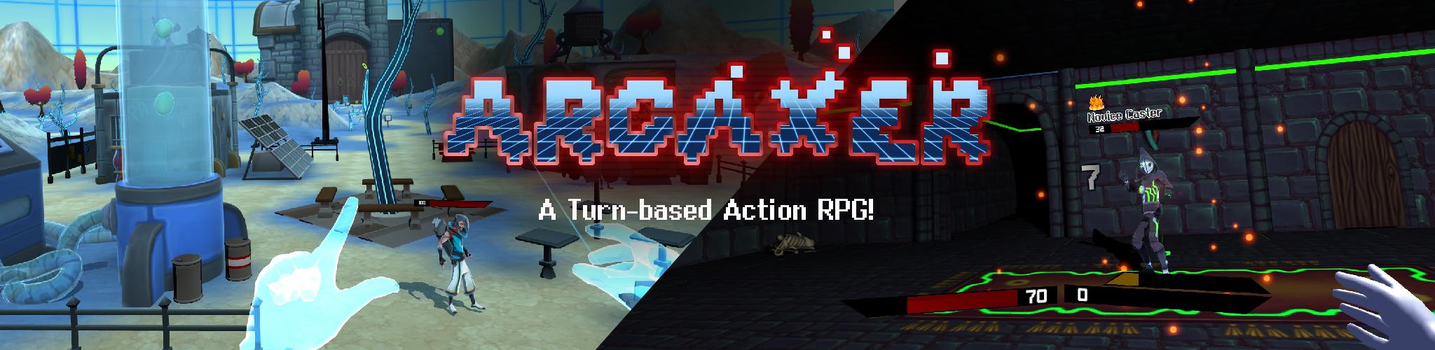 Arcaxer Demo