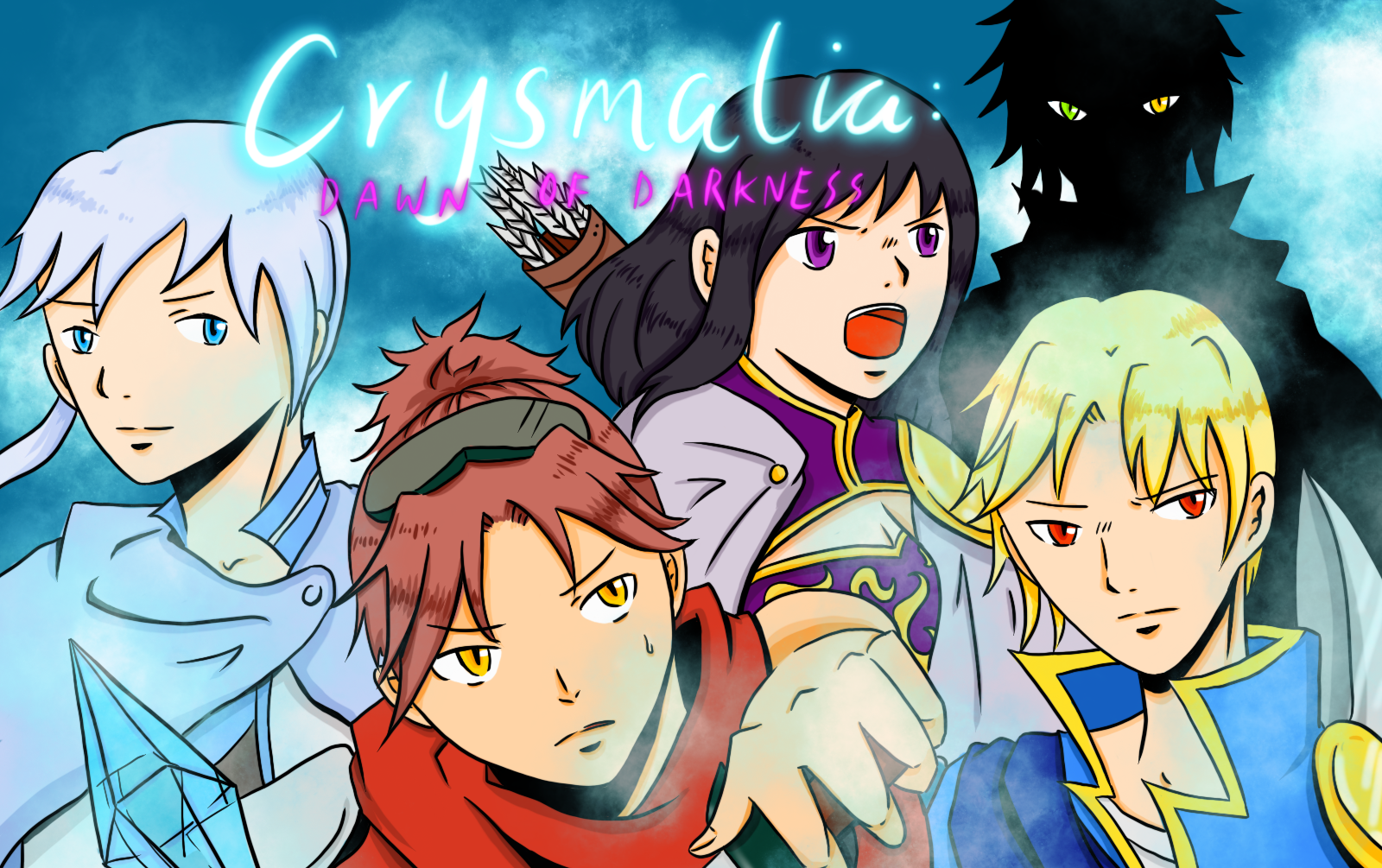 Crysmalia: Dawn of Darkness