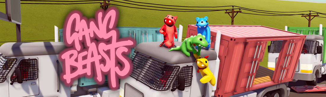 Gang Beasts (local only DRM-free version)