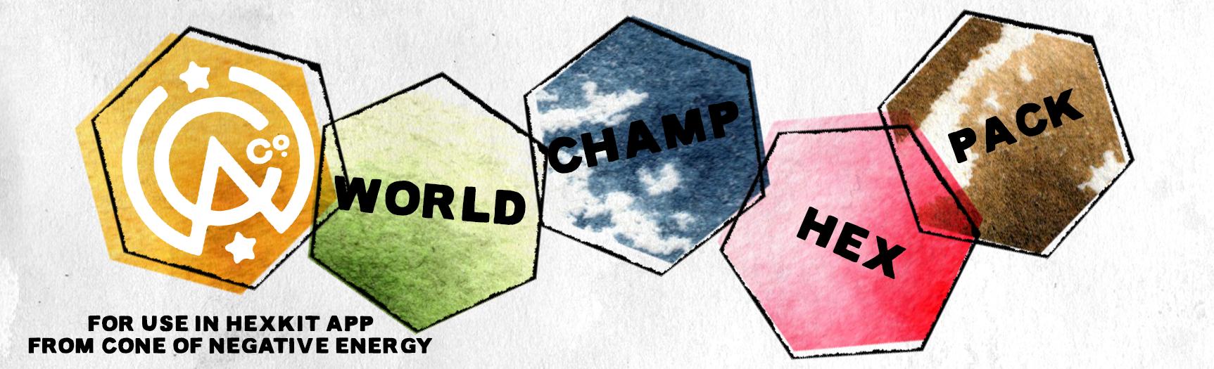 World Champ Hex Pack