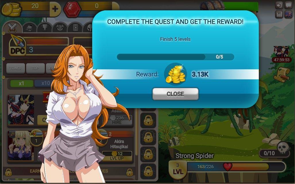 Adult Clicker Games
