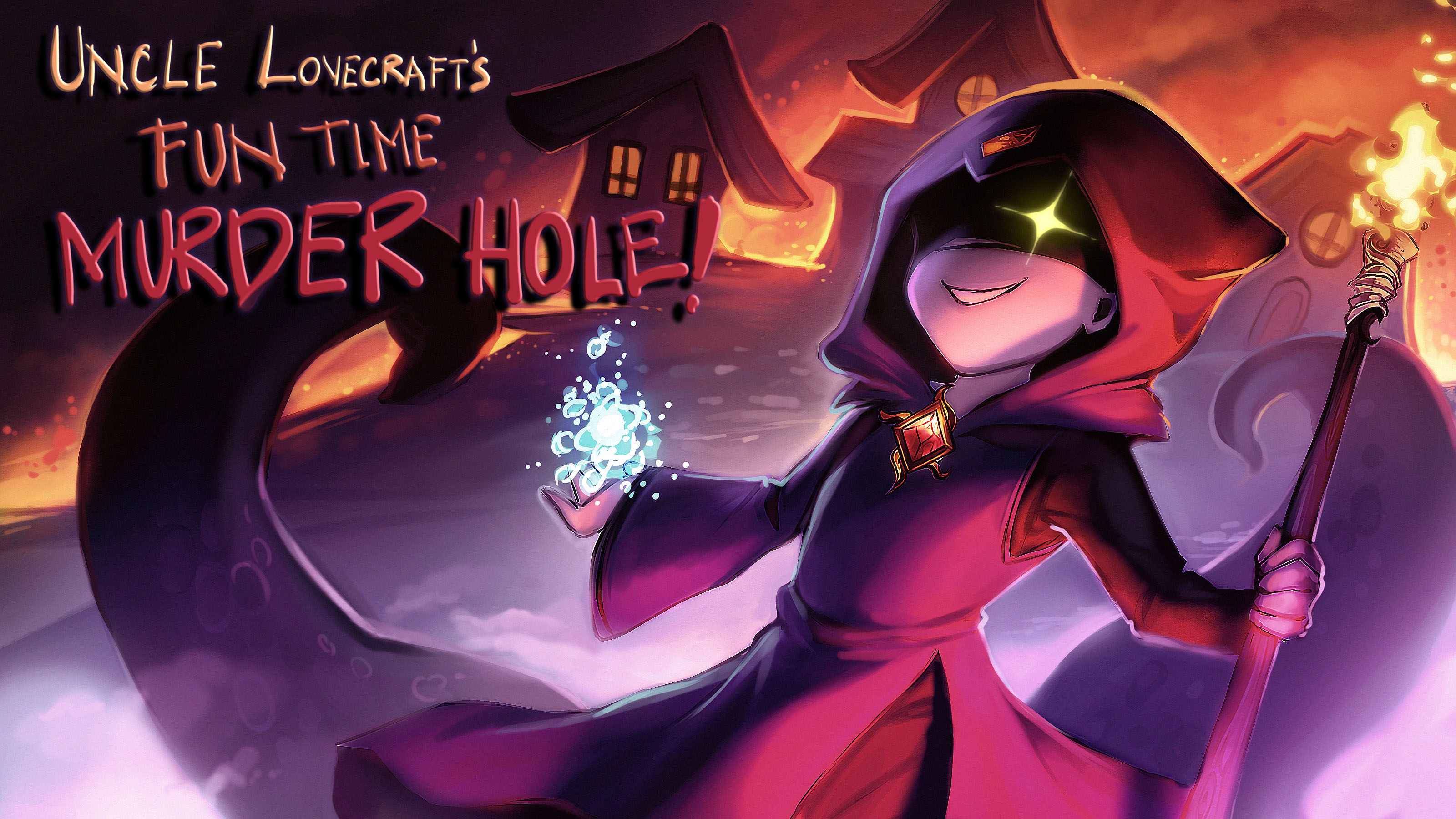 Uncle Lovecraft's Fun Time Murder Hole